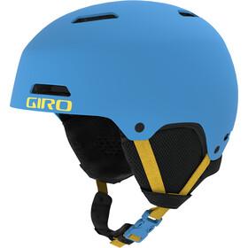 Giro Crüe Helm Kinderen, matte shock blue